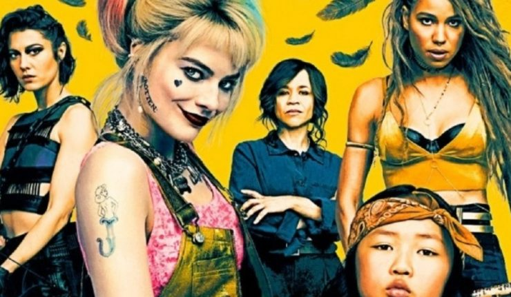 Birds Of Prey Blu Ray Release Date Cover Art And Extras Revealed Dc Comics News