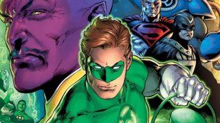 Green Lantern's