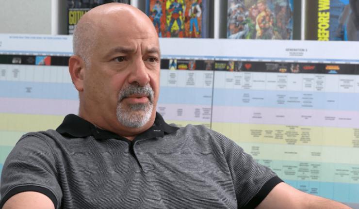 Dan DiDio leaving DC Comics as Co-Publisher