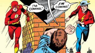 The Flash #123 Facsimile