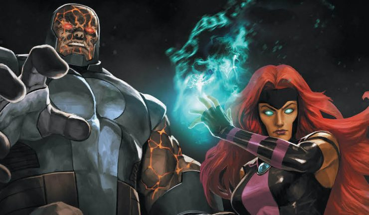 Review: Justice League Odyssey #19