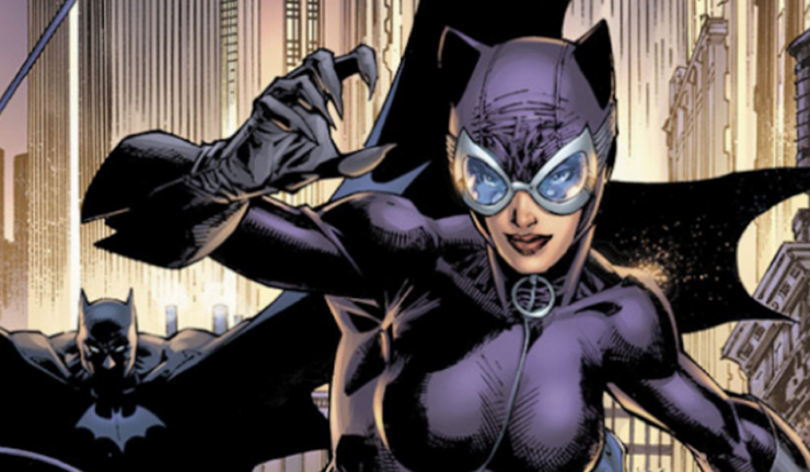 Jim Lee catwoman