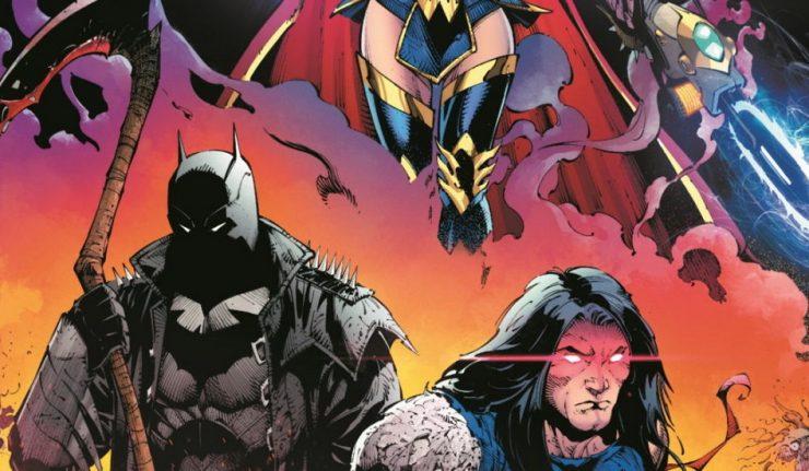 Batman Brings