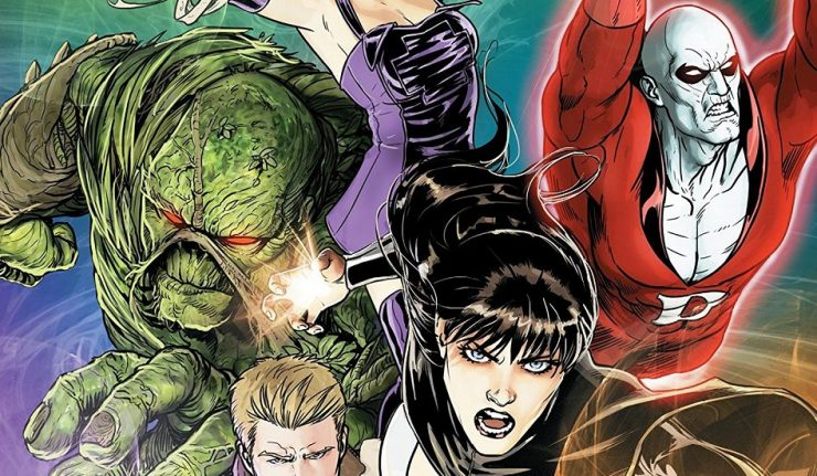 Justice League Dark, DC Comics, DC Comics News