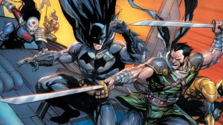 Batman and the Outsiders #13 DC Comics News
