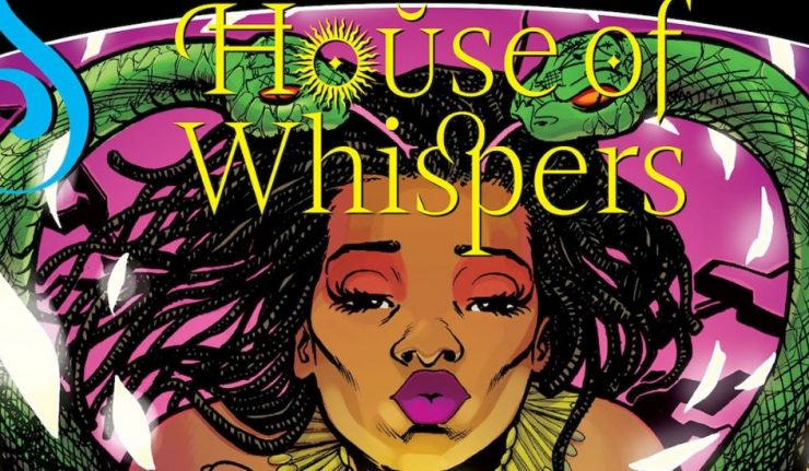 House of Whispers #22