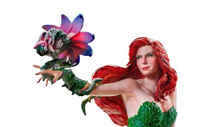 Poison Ivy Iron Studios