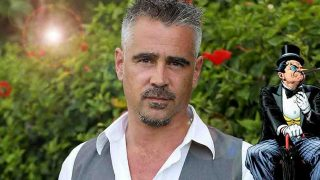 Collin Farrell DC Comics News