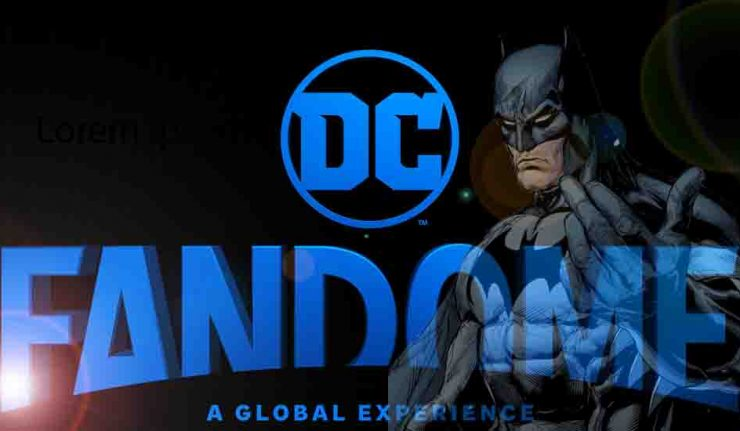 DC FANDOME Trailer dc comics news