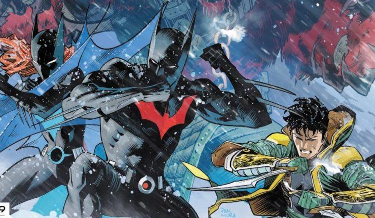 Batman Beyond #46