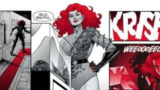 Review: Harley Quinn: Black + White + Red #9-Iv