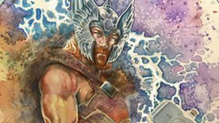 Review-Norse-Mythology-#2-Variant Cover